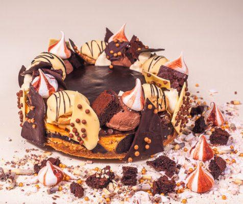 OTT Chocolate cheesecake