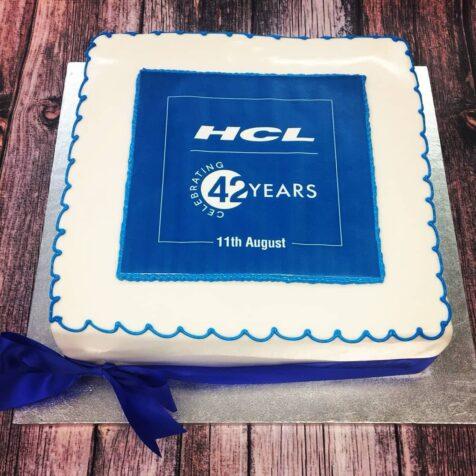 Custom Image Cake