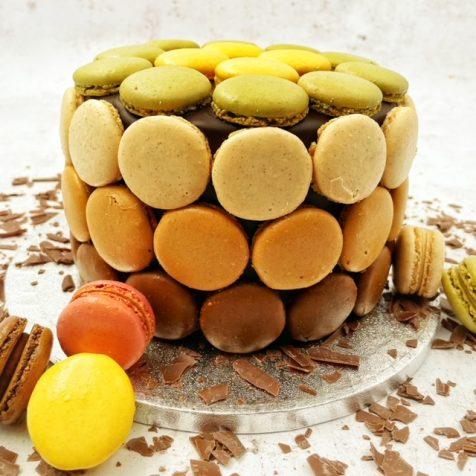 Macaroon Cake