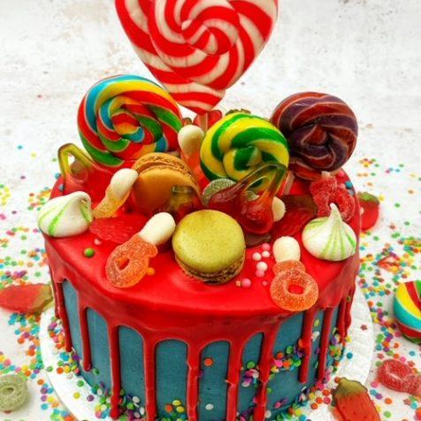 Dripping OTT Cake